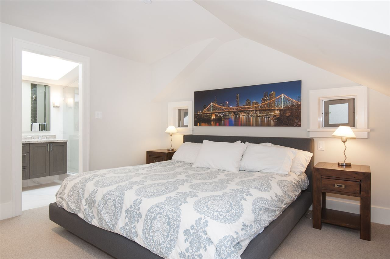 Photo 17: Photos: 1955 W 12TH AVENUE in Vancouver: Kitsilano Townhouse for sale (Vancouver West)  : MLS®# R2079605