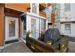 Photo 18: 29 638 W 6TH Avenue in Vancouver: Fairview VW Townhouse for sale (Vancouver West)  : MLS®# V1039662