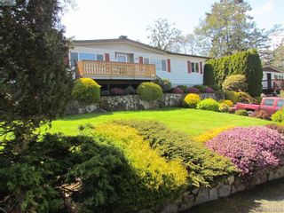 Photo 24: 28 70 Cooper Rd in VICTORIA: VR Glentana Manufactured Home for sale (View Royal)  : MLS®# 838209