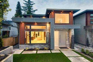 Photo 1: 6432 KITCHENER Street in Burnaby: Parkcrest 1/2 Duplex for sale (Burnaby North)  : MLS®# R2428757