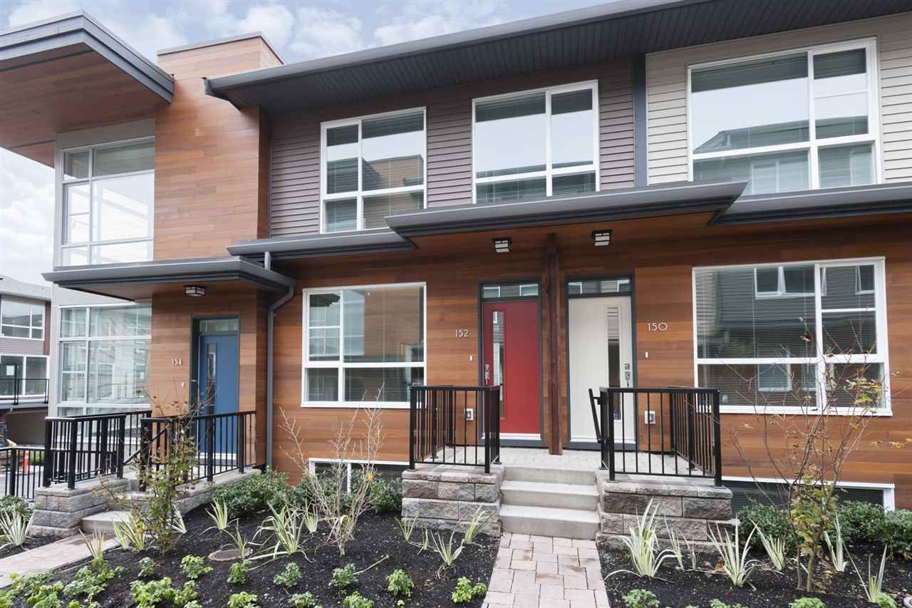 """Main Photo: 152 2228 162 Street in Surrey: Grandview Surrey Townhouse for sale in """"BREEZE"""" (South Surrey White Rock)  : MLS®# R2143902"""