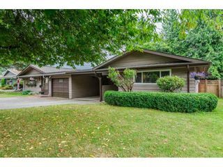 "Photo 1: 2742 SANDON Drive in Abbotsford: Abbotsford East 1/2 Duplex for sale in ""McMillan"" : MLS®# R2285213"