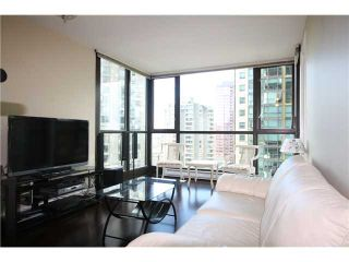 Photo 7: # 1207 1331 ALBERNI ST in Vancouver: West End VW Condo for sale (Vancouver West)  : MLS®# V933470