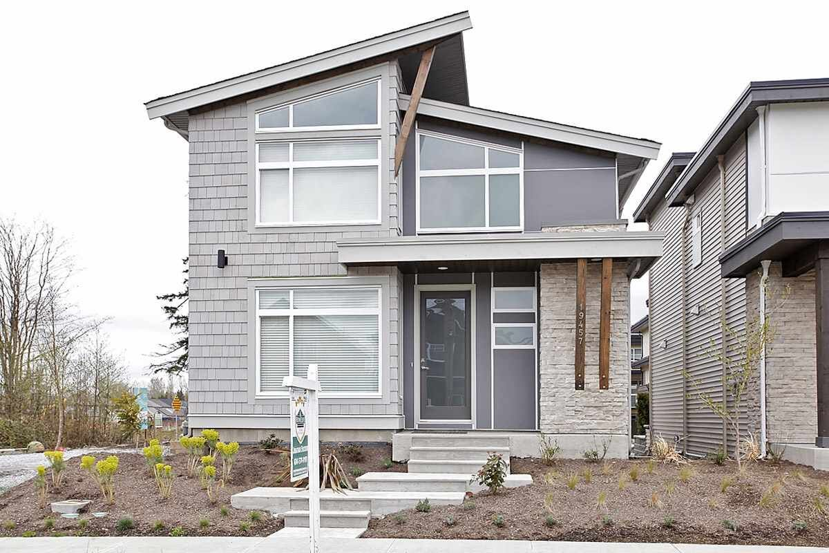 """Main Photo: 19483 72 Avenue in Surrey: Clayton House for sale in """"Dwell at 72"""" (Cloverdale)  : MLS®# R2020508"""