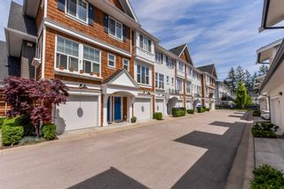 """Photo 1: 2 14905 60TH Avenue in Surrey: Sullivan Station Townhouse for sale in """"THE GROVE AT CAMBRIDGE"""" : MLS®# R2369048"""