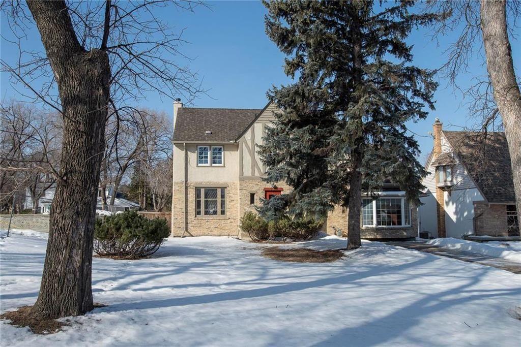 Main Photo: 108 Chataway Boulevard in Winnipeg: Tuxedo Residential for sale (1E)  : MLS®# 202102492