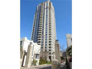 Photo 1: 1103 4333 CENTRAL Boulevard in Burnaby: Metrotown Condo for sale (Burnaby South)  : MLS®# R2162212