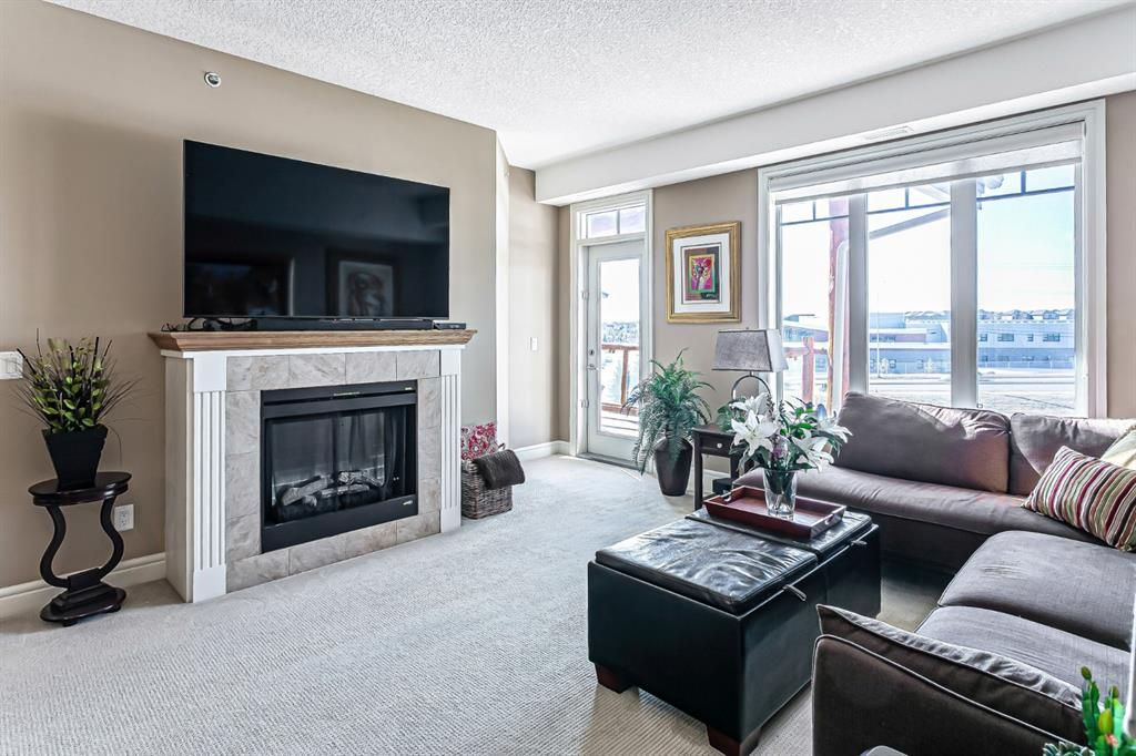 Photo 13: Photos: 1445 2330 FISH CREEK Boulevard SW in Calgary: Evergreen Apartment for sale : MLS®# A1082704