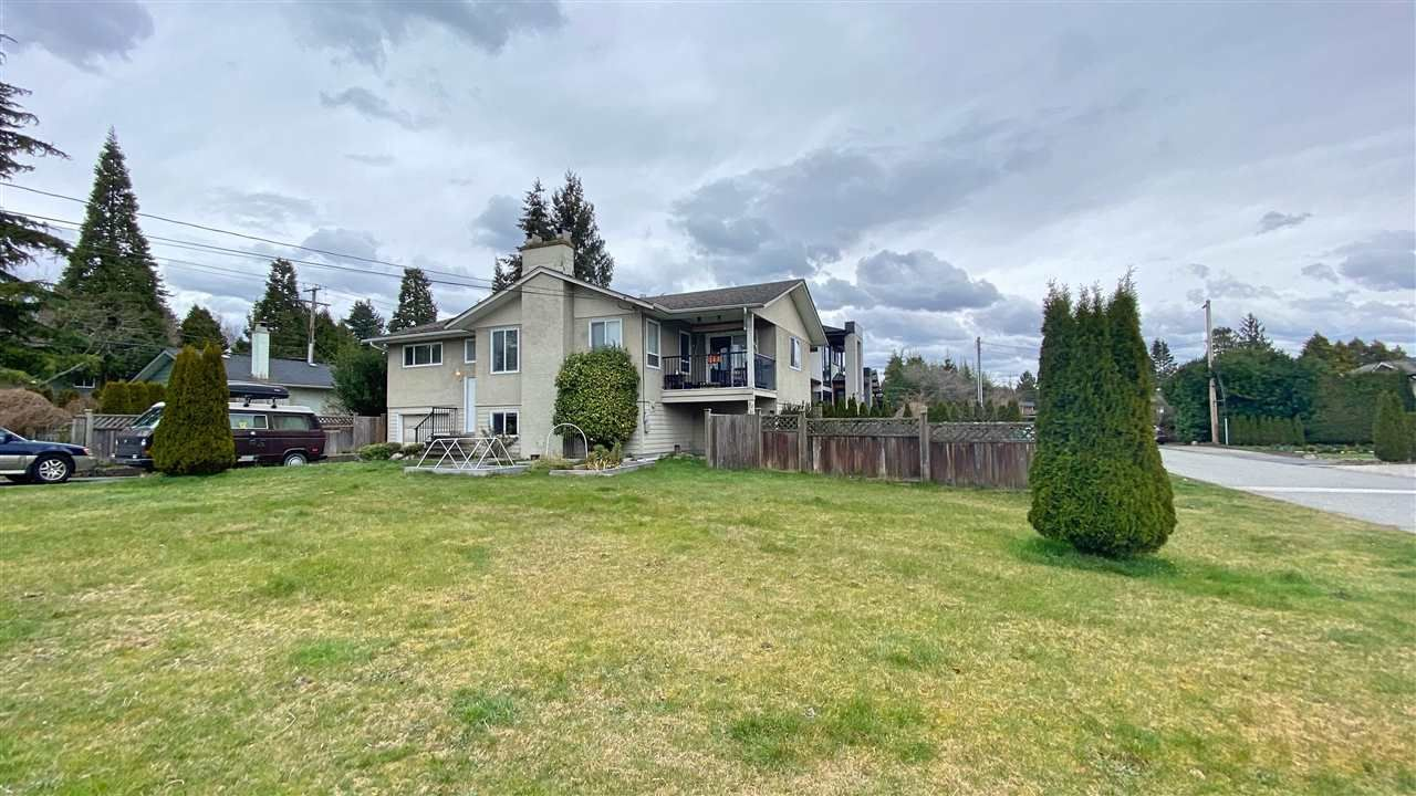 Main Photo: 1578 PHOENIX Street: White Rock House for sale (South Surrey White Rock)  : MLS®# R2554567
