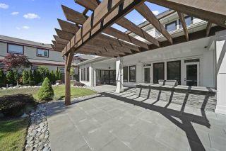 "Photo 40: 7611 BRIDGE Street in Richmond: McLennan North House for sale in ""McLennan North"" : MLS®# R2466488"