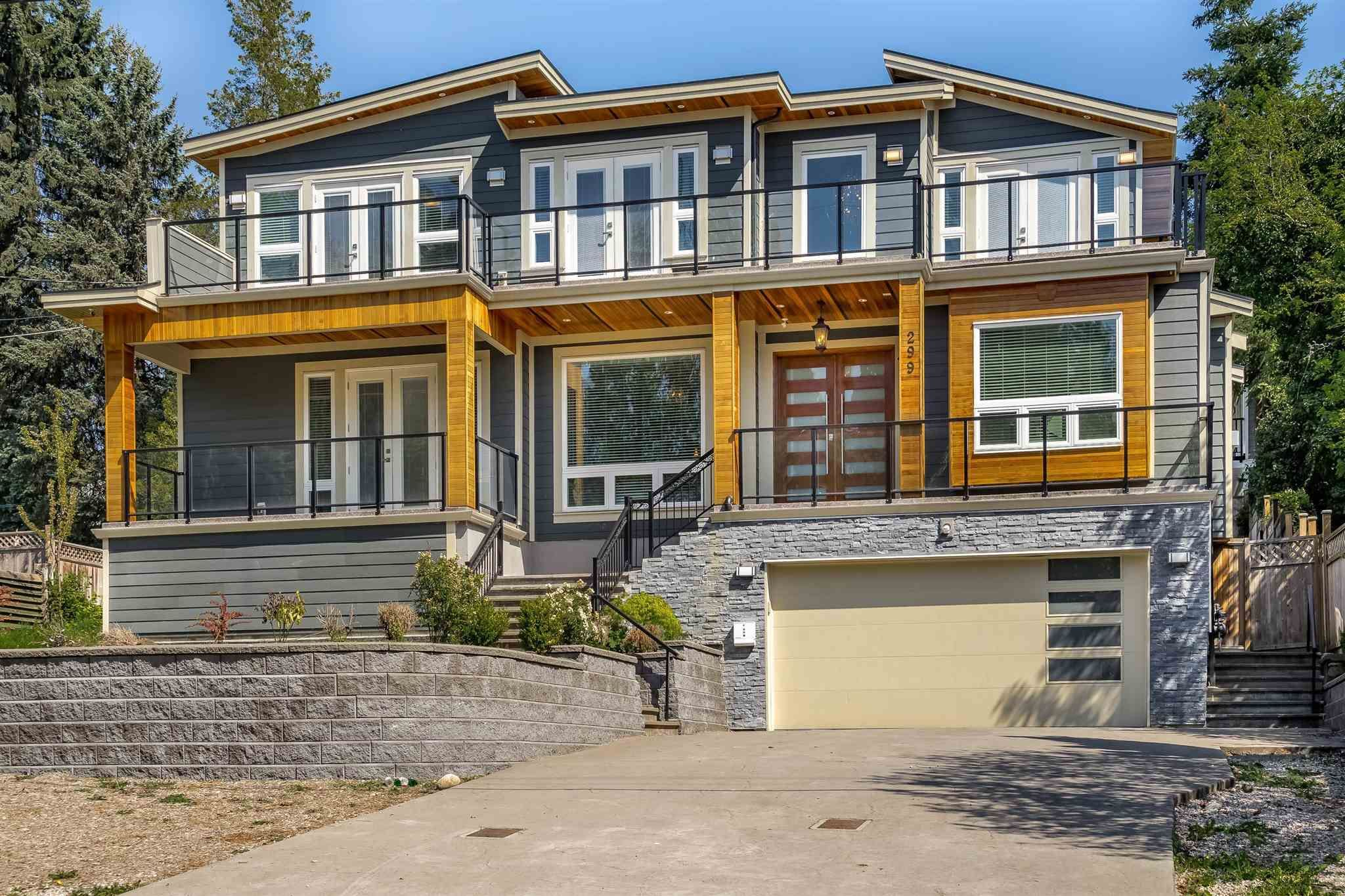 Main Photo: 299 MONTGOMERY Street in Coquitlam: Central Coquitlam House for sale : MLS®# R2598730