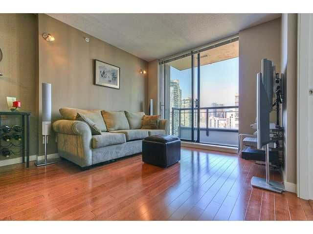 """Photo 5: Photos: 2103 1295 RICHARDS Street in Vancouver: Downtown VW Condo for sale in """"OSCAR"""" (Vancouver West)  : MLS®# V897969"""