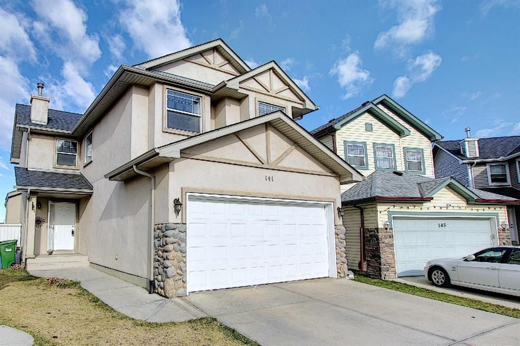 Main Photo: 141 SADDLEMEAD Road in Calgary: Saddle Ridge Detached for sale : MLS®# A1052360