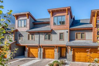 Photo 1: 29 Creekside Mews: Canmore Row/Townhouse for sale : MLS®# A1152281
