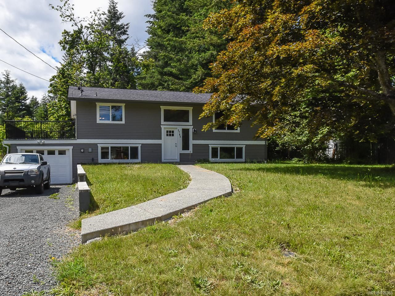 Main Photo: 4783 Upland Rd in CAMPBELL RIVER: CR Campbell River South House for sale (Campbell River)  : MLS®# 790369