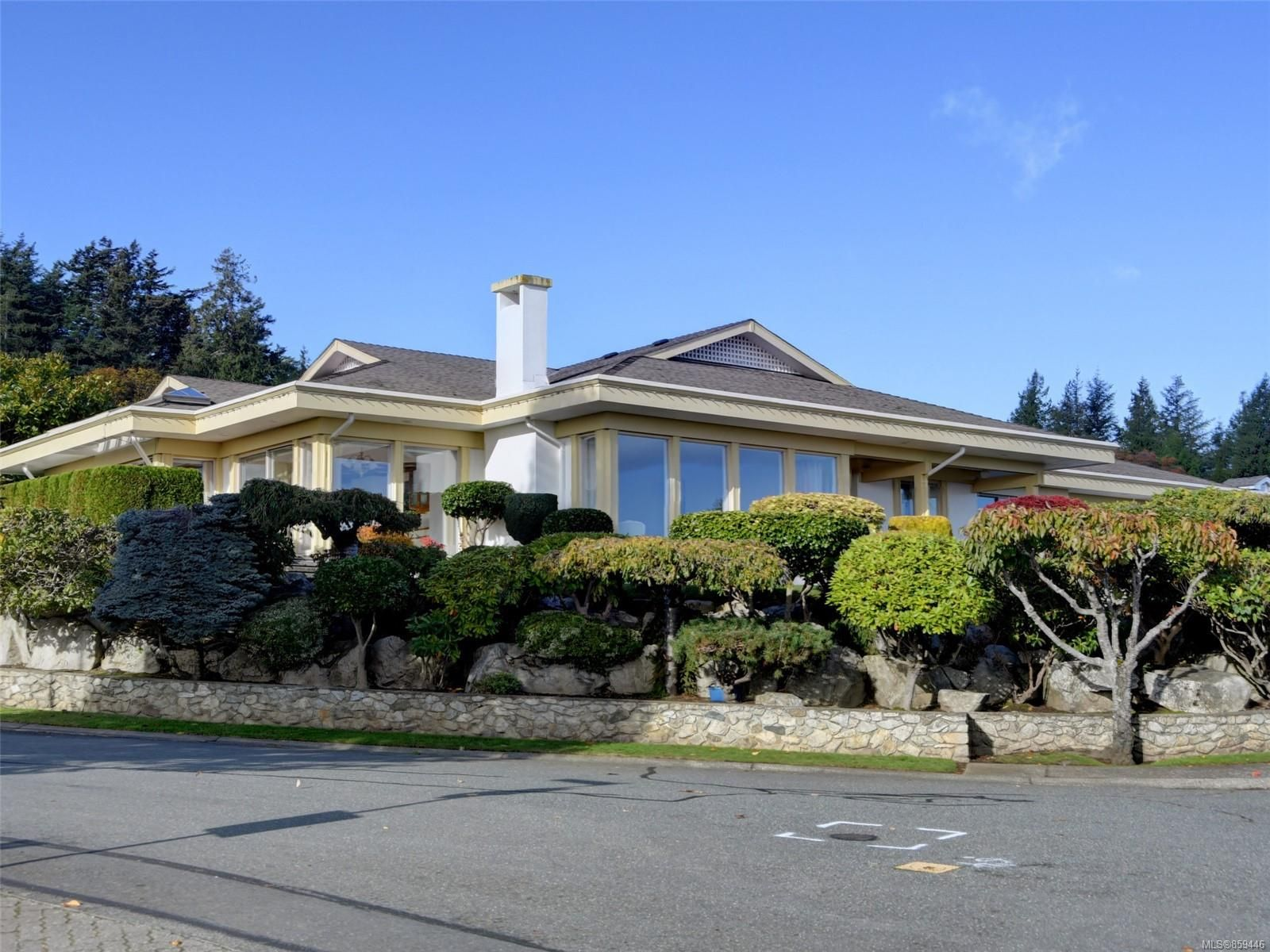 Main Photo: 4870 Sea Ridge Dr in : SE Cordova Bay House for sale (Saanich East)  : MLS®# 859446
