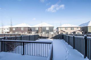 Photo 36: 17518 13 Avenue in Edmonton: Zone 56 House Half Duplex for sale : MLS®# E4227830