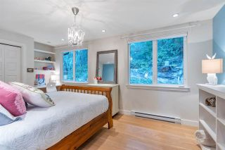 Photo 21: 4850 WATER Lane in West Vancouver: Olde Caulfeild House for sale : MLS®# R2539570
