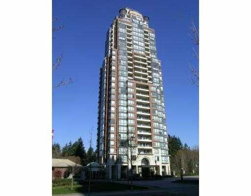 "Main Photo: 805 6837 STATION HILL Drive in Burnaby: South Slope Condo for sale in ""THE CLARIDGES"" (Burnaby South)  : MLS®# V744904"