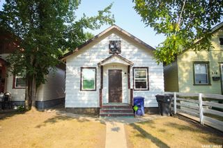 Main Photo: 132 L Avenue South in Saskatoon: Pleasant Hill Residential for sale : MLS®# SK866104