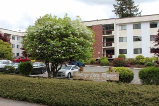 "Photo 1: 210 33490 COTTAGE Lane in Abbotsford: Central Abbotsford Condo for sale in ""Cottage Lane"" : MLS®# R2567798"