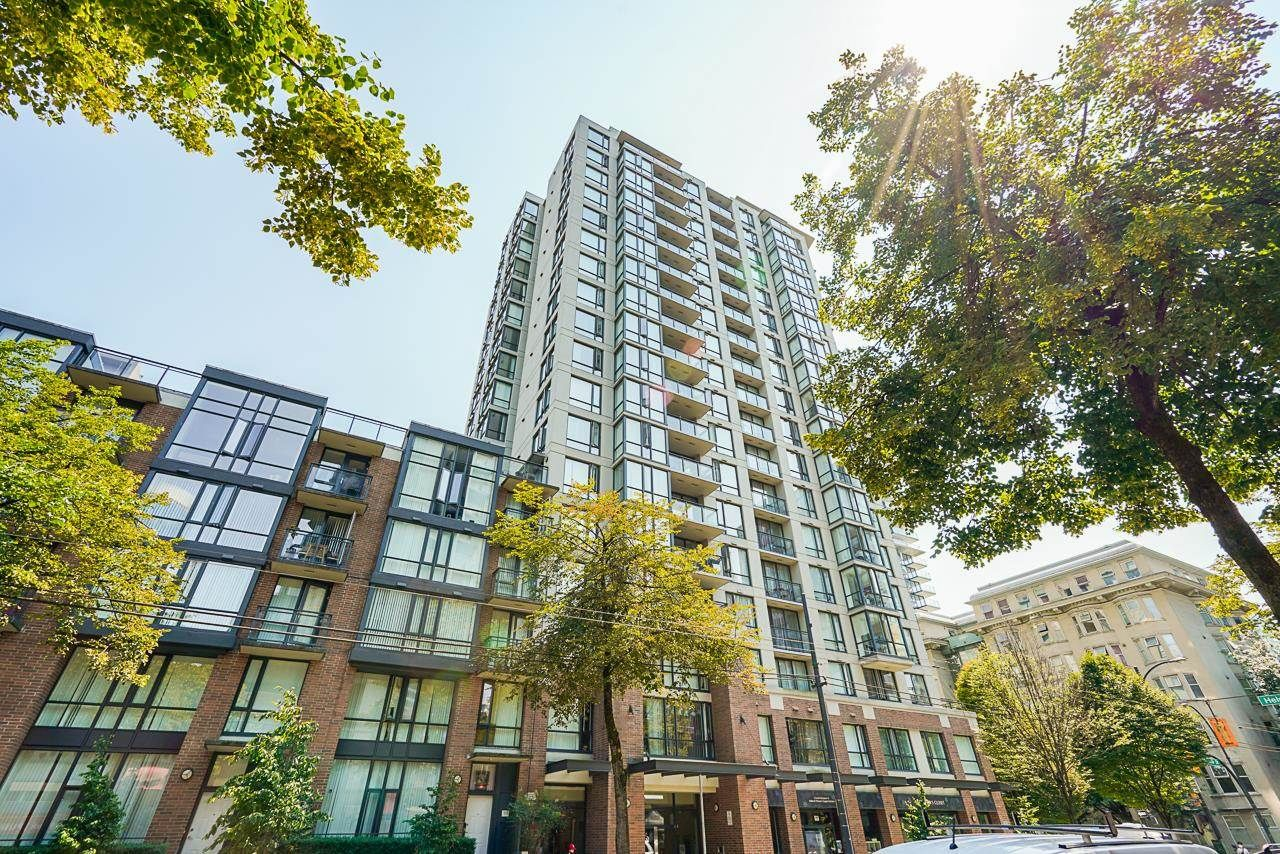 """Main Photo: 1907 1082 SEYMOUR Street in Vancouver: Downtown VW Condo for sale in """"Freesia"""" (Vancouver West)  : MLS®# R2598342"""