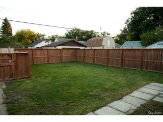 Photo 15: 430 Edgewood Street in WINNIPEG: St Boniface Residential for sale (South East Winnipeg)  : MLS®# 1318062