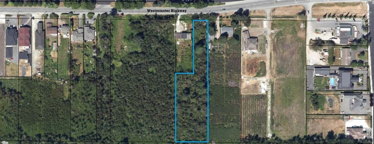 Main Photo: 11520 WESTMINSTER Highway in Richmond: McLennan Land for sale : MLS®# R2580593
