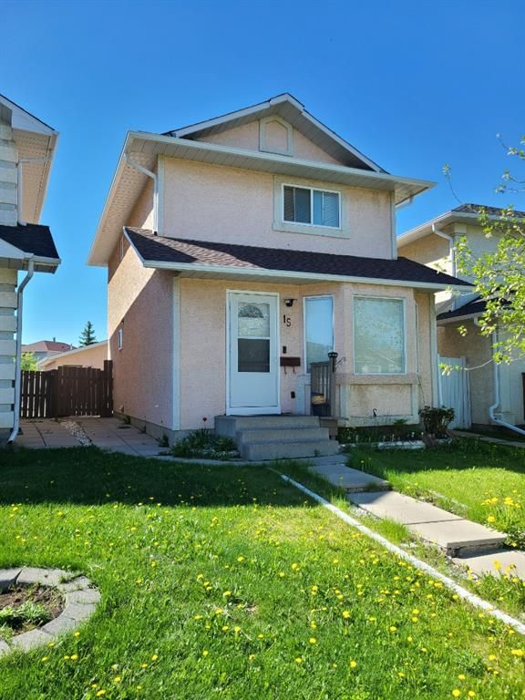 Main Photo: 15 Martinglen Link NE in Calgary: Martindale Detached for sale : MLS®# A1121689