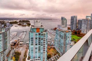 """Photo 6: 2701 1499 W PENDER Street in Vancouver: Coal Harbour Condo for sale in """"West Pender Place"""" (Vancouver West)  : MLS®# R2520927"""