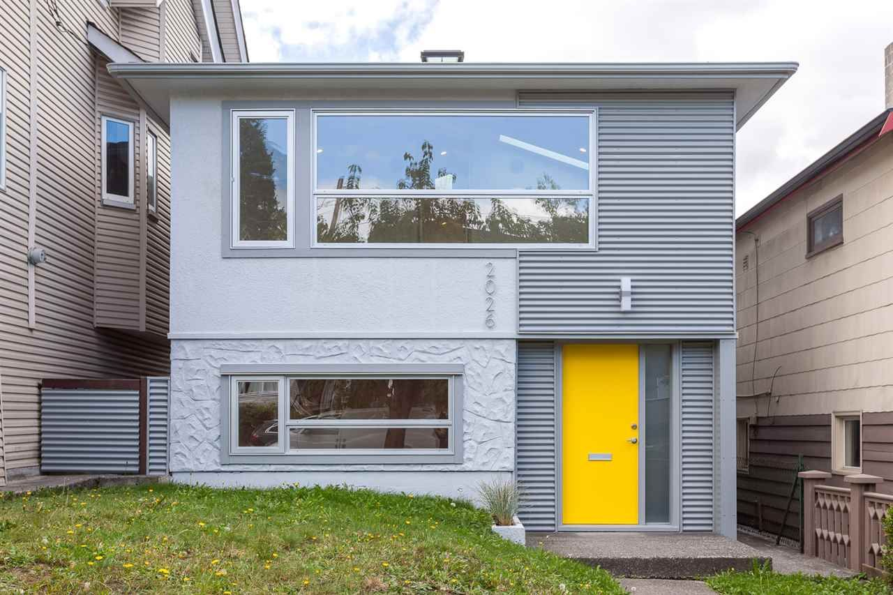 Main Photo: 2026 CHARLES Street in Vancouver: Grandview VE House for sale (Vancouver East)  : MLS®# R2103158