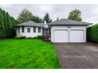 Photo 1: 6510 CLAYTONHILL Grove in Surrey: Cloverdale BC House for sale (Cloverdale)  : MLS®# F1424445