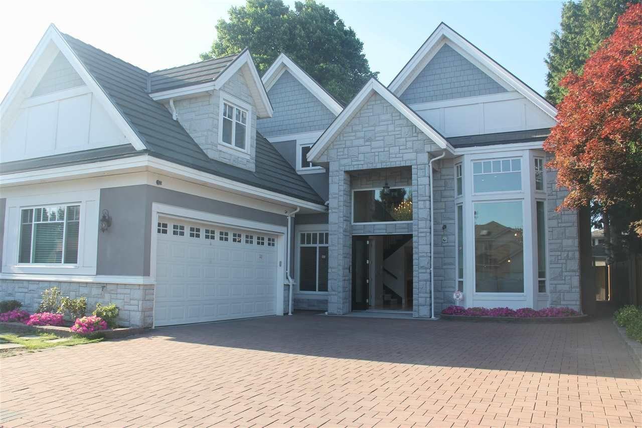 Main Photo: 3791 SPRINGFIELD Drive in Richmond: Steveston North House for sale : MLS®# R2462064