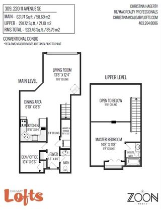 Photo 29: 309 220 11 Avenue SE in Calgary: Beltline Apartment for sale : MLS®# A1136553