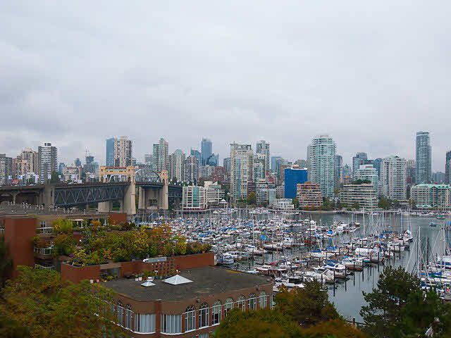 """Photo 1: Photos: 611 1450 PENNYFARTHING Drive in Vancouver: False Creek Condo for sale in """"HARBOUR COVE"""" (Vancouver West)  : MLS®# V1086066"""