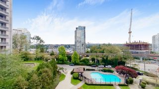 """Photo 3: 404 4941 LOUGHEED Highway in Burnaby: Brentwood Park Condo for sale in """"Douglas View"""" (Burnaby North)  : MLS®# R2625267"""