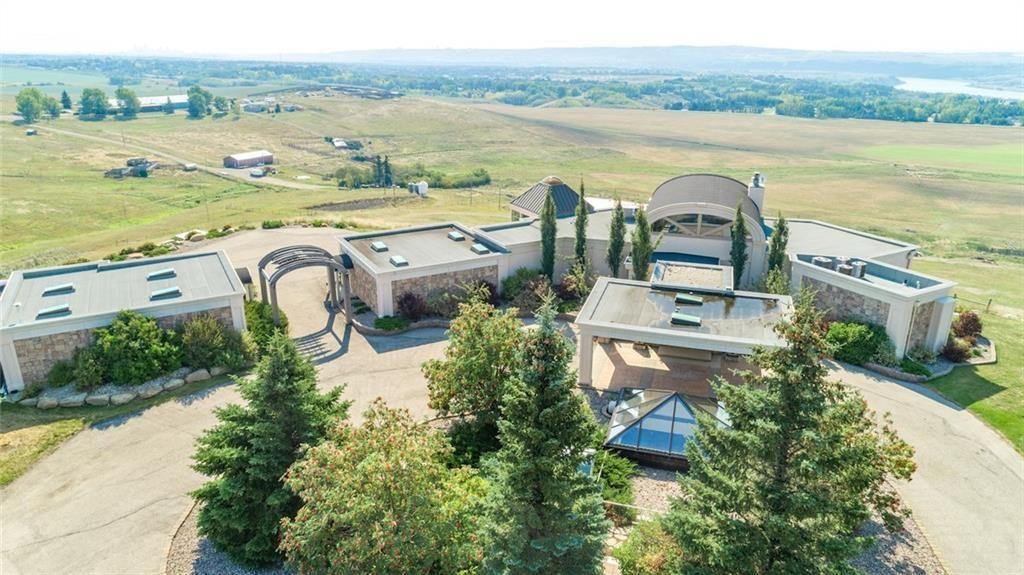 Main Photo: 76 Bearspaw Way - Luxury Bearspaw Home SOLD By Luxury Realtor, Steven Hill - Sotheby's Calgary, Associate Broker
