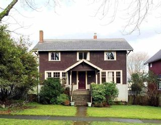 """Photo 1: 3535 W 19TH Avenue in Vancouver: Dunbar House for sale in """"DUNBAR"""" (Vancouver West)  : MLS®# R2036245"""