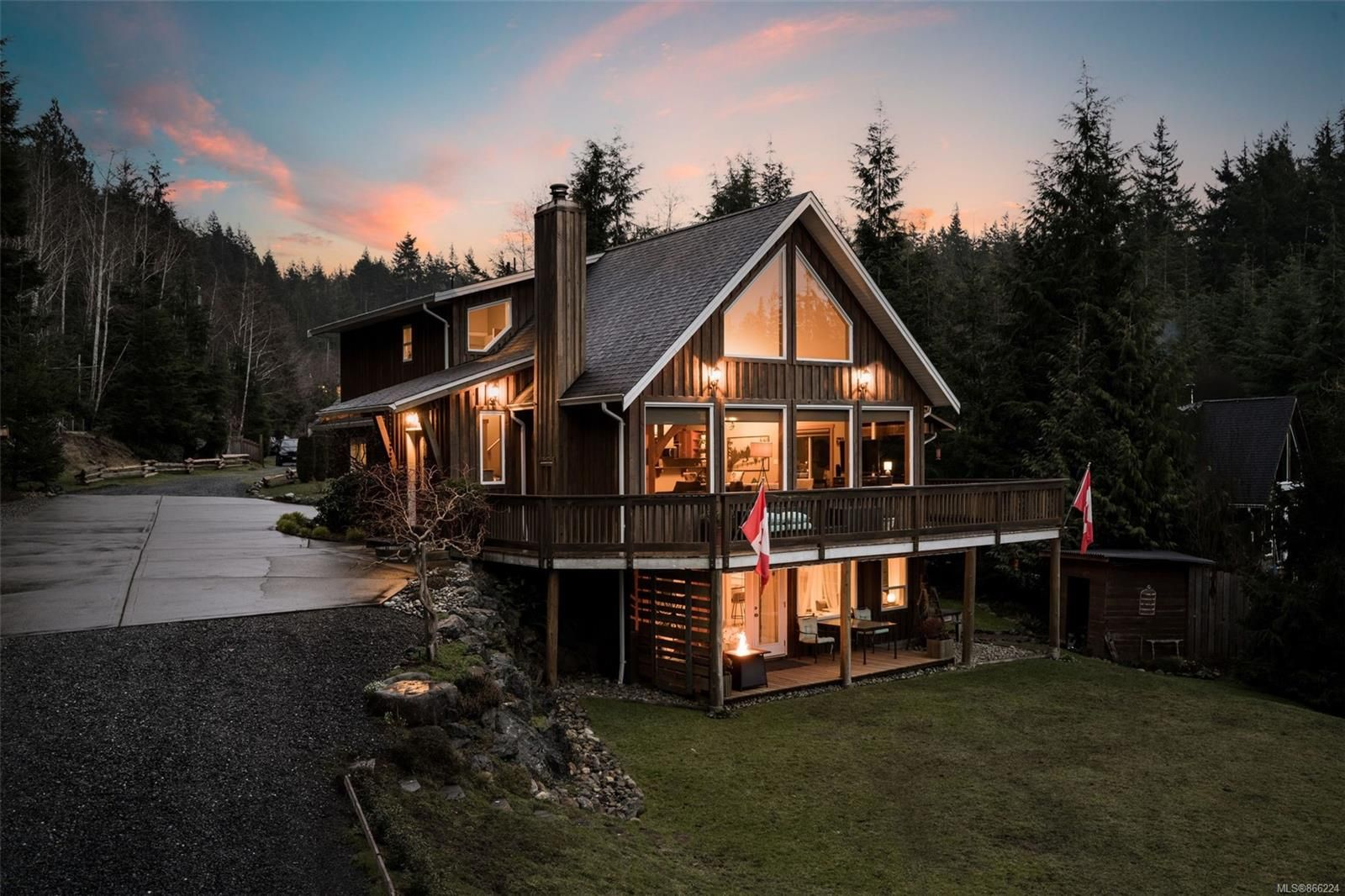 Main Photo: 10015 West Coast Rd in : Sk French Beach House for sale (Sooke)  : MLS®# 866224