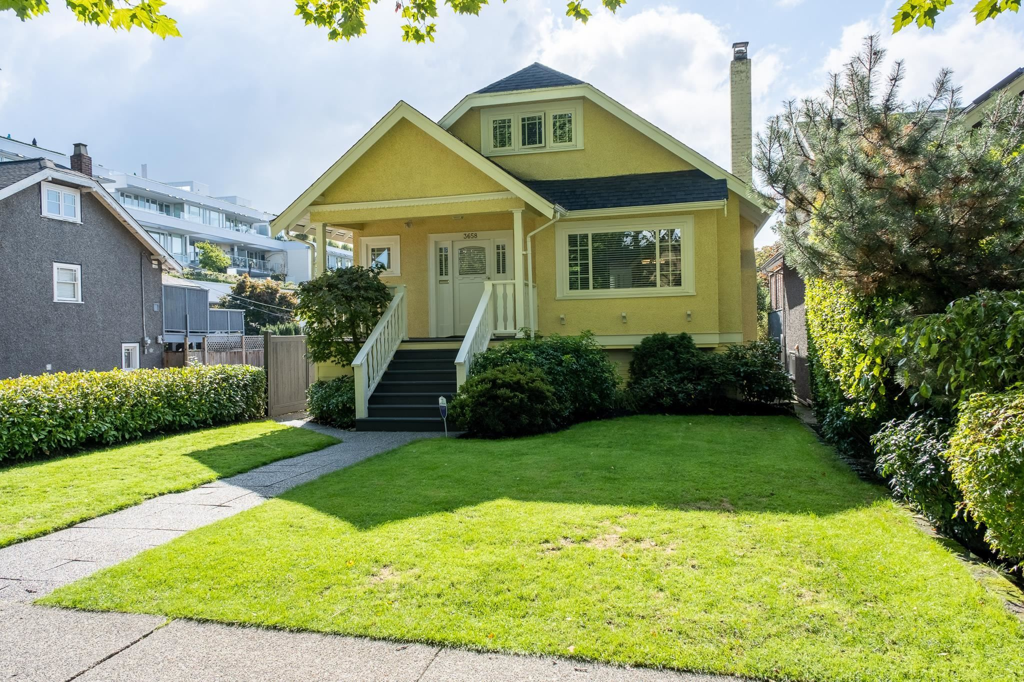 Main Photo: 3658 W 26TH Avenue in Vancouver: Dunbar House for sale (Vancouver West)  : MLS®# R2623135