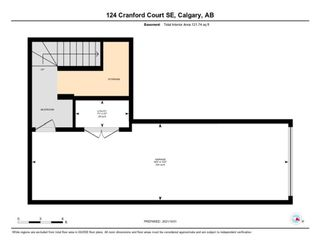 Photo 25: 124 Cranford Court SE in Calgary: Cranston Row/Townhouse for sale : MLS®# A1150644