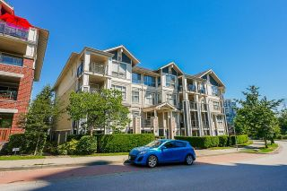 """Photo 1: 201 275 ROSS Drive in New Westminster: Fraserview NW Condo for sale in """"THE GROVE"""" : MLS®# R2602953"""