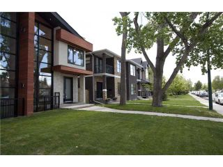 Photo 2: 2214 32 Street SW in CALGARY: Killarney_Glengarry Residential Attached for sale (Calgary)  : MLS®# C3631823
