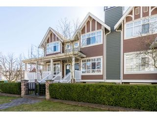Photo 1: 7123 MONT ROYAL SQUARE in Vancouver: Champlain Heights Townhouse for sale (Vancouver East)  : MLS®# R2350101