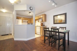 """Photo 4: 203A 2615 JANE Street in Port Coquitlam: Central Pt Coquitlam Condo for sale in """"BURLEIGH GREEN"""" : MLS®# R2090687"""