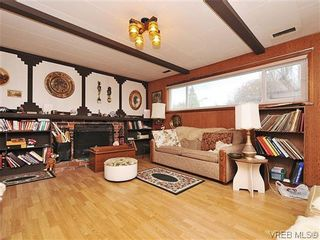 Photo 14: 1726 Mortimer St in VICTORIA: SE Cedar Hill House for sale (Saanich East)  : MLS®# 637109