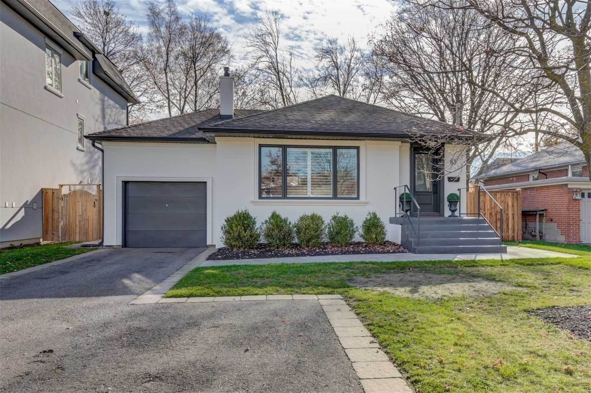 Main Photo: 83 Invermay Avenue in Toronto: Clanton Park House (Bungalow) for sale (Toronto C06)  : MLS®# C5054451
