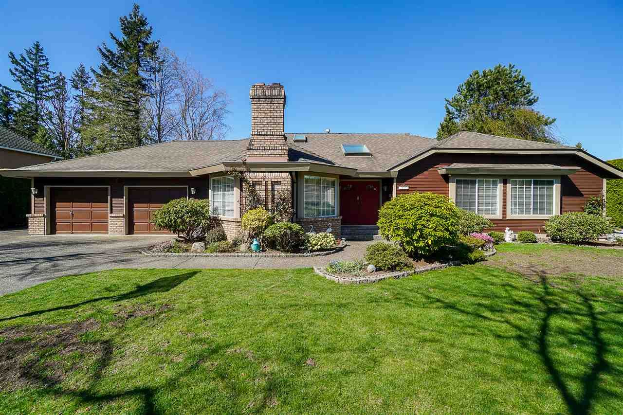 """Main Photo: 3225 138A Street in Surrey: Elgin Chantrell House for sale in """"Bayview Estates"""" (South Surrey White Rock)  : MLS®# R2565506"""