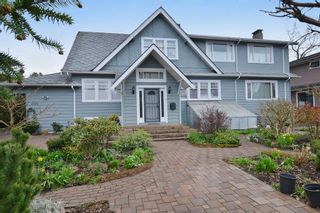 Photo 1: 5788 ANGUS Drive in Vancouver: South Granville House for sale (Vancouver West)  : MLS®# V1109645