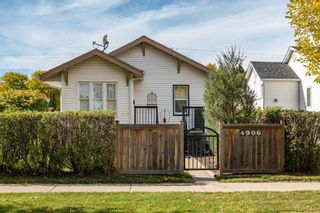 Main Photo: 4906 42 Street: Camrose Detached for sale : MLS®# A1150057